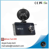 "Hot Sale Gift Car DVR 2.4 ""720p VGA Camera Digital Video Recorder com 120 graus de ângulo de visão, 1.0mega CMOS no Dash Parking Camera DVR-2440"