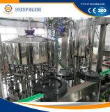 Máquina de embotellado de cristal para el vino