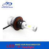 6500k Xenon White 36W 4000lm COB / Csp S2 LED Head Lamp H13 H / L Dual Beam