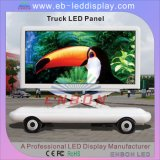 P10 de la publicité mobile pour le camion d'affichage vidéo LED, Trailler