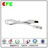 fournisseur magnétique de cable connecteur des produits 2pin portables