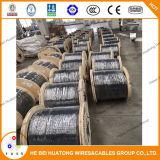 Cable del conductor 350mcm picovoltio de la aleación de aluminio de UL4703 1000V