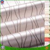 Домашний текстиль водонепроницаемый Fr светонепроницаемые шторки из жаккардовой ткани из тканого полиэфирного волокна ткани