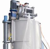 Extrudeuse et pelletiseur de réutilisation en plastique de film de PLA du PE pp
