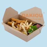 El más nuevo tipo máquina frita de la fabricación de cajas del papel del pollo