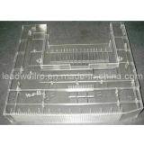 Rapid CNC Acrílico transparente de mecanizado de piezas / Prototipado rápido
