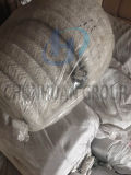 セラミックファイバの編みこみの正方形ロープ、パッキング、織物