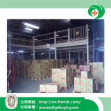 Varias capas de acero para almacén de estanterías de almacenamiento con Ce (FL-125)