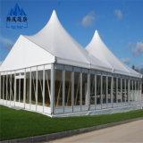 Aluminiumlegierung-Zelle-Luxus außerhalb des Zeltes für Partei-Ereignis-Entspannung