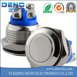 Interruttore di pulsante elettromagnetico del metallo del dispositivo d'avviamento