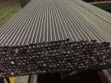 Barre en acier lumineuse de surface lisse