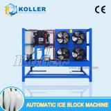 Macchina automatica del blocco di ghiaccio di Koller con portare di ghiaccio veloce a 1 tonnellata al giorno