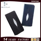 Luxuxhandtaschen-echtes Leder-Kreditkarte-Handmappen-Fonds für Männer