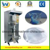 액체 채우는 물 향낭 패킹 우유 주머니 포장 기계