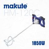miscelatore elettrico della vernice della mano della doppia mano della pala 1600W (HM-120C)