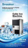 昇進のための商業縦のダイスの氷メーカー