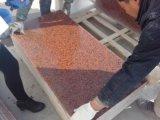 Granito rojo cortado a la medida / Tile