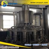 Máquina de enchimento quente do suco automático do frasco do animal de estimação de 1.5 litros