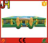 Laberinto inflable del maíz para la venta