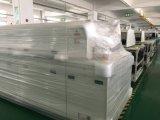 Rückflut-Ofen der Shenzhen-Fabrik-Heißluft-Konvektion-SMT mit Ineinander greifen-Förderanlage