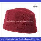 Do chapéu muçulmano material de Fez de lãs chapéu turco da oração do chapéu de Fez do chapéu