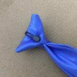 Laços Clip-on tecidos seda de 100% para homens
