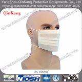 Устранимый медицинский лицевой щиток гермошлема Nonwoven 3-Ply хирургический с Headloop