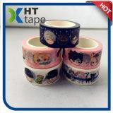 多彩な印刷によってWashiカスタマイズされるテープ