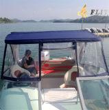 7.3M 24FT casco de fibra de barco de pesca