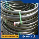 Poly tuyauterie en plastique pour des systèmes de gaz