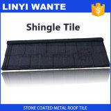 Mattonelle di tetto rivestite di pietra del metallo per la Camera nel Ghana