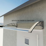 Hotsale Outdoor DIY Polycarbonate Clear Plastic Awning (YY800-C)