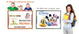 Scheda astuta interattiva dell'OEM della scheda di Professioanl Whiteboard Whiteboard per i bambini