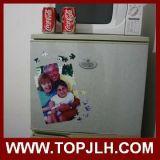 Rompecabezas vendedor caliente del imán de la sublimación del uso del refrigerador
