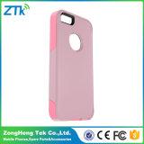 4.0inch het mobiele Geval van de Telefoon voor iPhone 5 Roze Geval