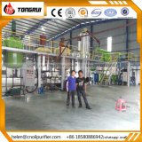 Macchina nera utilizzata sistema di depurazione di olio di vuoto di Chongqing