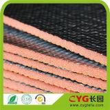 Strato impresso della gomma piuma di XPE con il di alluminio per l'isolamento della gomma piuma