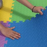 2cm Leaf /T/5pattern des bandes de puzzle tapis de plancher doux en mousse EVA pour salle de gym/kids/Home/l'école