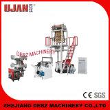 Rolo de película de plástico de HDPE automática de máquinas de sopro