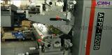 2 + 2 papel Rolo de impressão Rotary Cutting e colagem Back Notebook Mrking Machinery