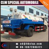 Dongfeng 8mt 10mt Wasser-Hygiene-LKW-Wasser-Lastwagen-Lieferwagen