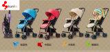 Form, faltbarer heißer Verkaufs-leichter Baby-Spaziergänger