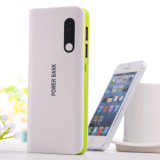 Double USB 6000mAh Portable Battery POWER Bank with LED Light Computer POWER Supply