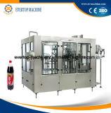 máquina de rellenar de la bebida automática del CO2 3-in-1