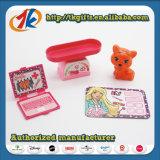 子供のための昇進のギフトのプラスチック小型動物猫の一定のおもちゃ