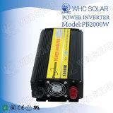 2000W 12V Чистая синусоида инвертирующий усилитель мощности для солнечной системы