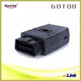 Vários alarmes Rastreador GPS GSM/GPS Rastreamento On-line (GOT08)