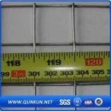 PVC do engranzamento de 4cmx4cm e painéis soldados revestidos vinil galvanizados da cerca de fio na venda