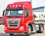 販売のためのSinotruk HOHAN 4X2のトラクターのトラックZz4187n3517
