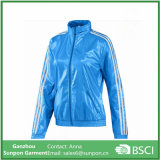 Revestimento original do Windbreaker com colar de pé